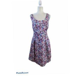 Tommy Hilfiger Floral Cotton MIDI Dress